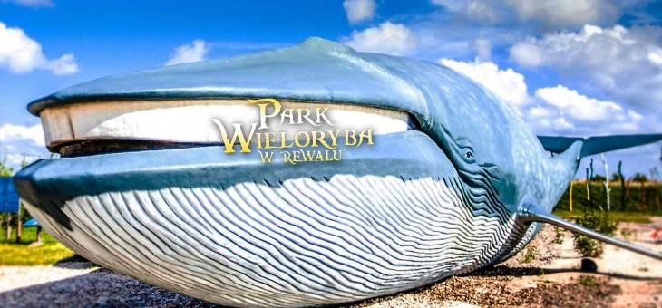 Park Wieloryba w Rewalu
